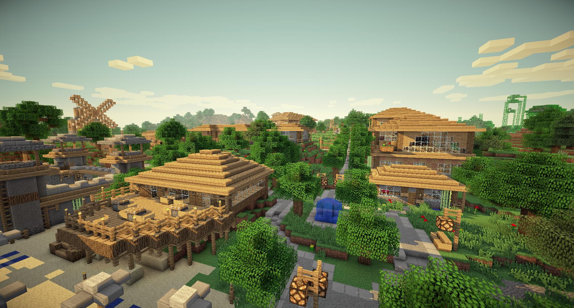 SoCubic Games - Serveur Minecraft