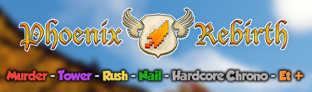 Phoenix-Rebirth - Serveur Minecraft