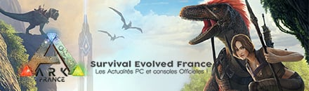 ARK FRANCE PVE X5 The Island - Serveur ARK