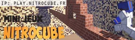Nitrocube - Serveur Fun