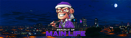 Republic of Main Life - Serveur GTA