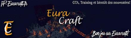 EuraCraft - Serveur Minecraft