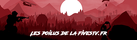 [FR] Les poilus de la FivesTv.fr - Serveur Rust