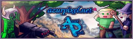 AzurPixel | 100% FARM to WIN | Faction / SkyBlock - Serveur Minecraft