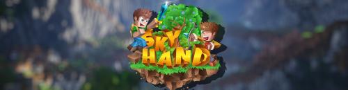SkyHand - Serveur Minecraft