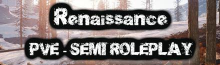[FR] Renaissance Roleplay - Serveur Rust