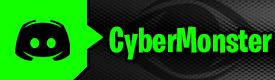 CyberMonster - Serveur Discord