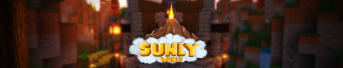 SunlyWorld - Serveur Minecraft