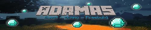 Adamas - Serveur Minecraft