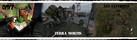 [FR] Terra Mortis - Mods\Survie\Semi-RP - Serveur Dayz