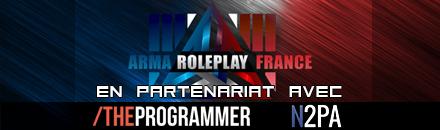ARMA ROLEPLAY FRANCE |V2| ALTIS - Serveur Arma 3