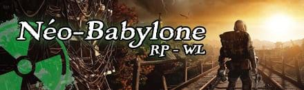 FR/RP - Néo-Babylone - WL - Serveur Miscreated