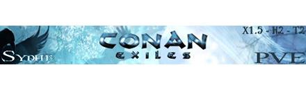 Les Portes du Sydhe - Serveur Conan Exiles