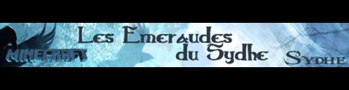 Les Emeraudes du Sydhe - Serveur Minecraft
