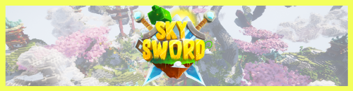 SkySword - SkyBlock Farm2Win 1.12.2 - Serveur Minecraft