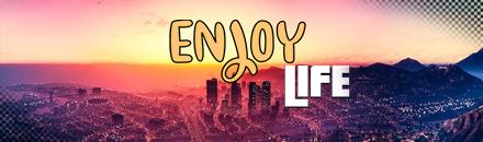 [FR/BE/QC] EnjoyLife || FREE-ACCESS || Véhicules-Moddés || Economie Réaliste || - Serveur Grand Theft Auto