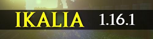 Ikalia - Serveur Minecraft