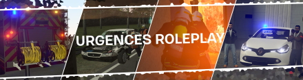 [FR] Urgences RolePlay | Serious RP | Police Nationale - Serveur Garry's mod