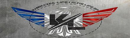 Kamikazes-Life | Départ 800k | Brinks | Pompier | Mercenaire | Mapping | Skins - Serveur Arma 3