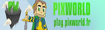 Pixworld | Survie 1.16 | Skyblock - Serveur Minecraft