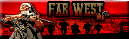 FarWest RP - Serveur Red Dead Redemption 2