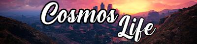 Cosmos Life Rôleplay - Serveur Grand Theft Auto