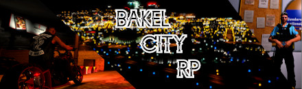 Bakel City RP - Serveur Grand Theft Auto