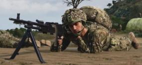 2nd battalion, Royal Anglian Regiment - Serveur Arma 3