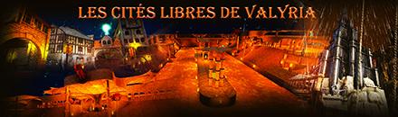 [FR] [RP] [PvPvE] [Crystal Isles] Les Cités Libres de Valyria - Serveur ARK
