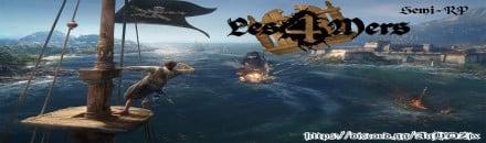 les 4 mers  - Serveur Atlas