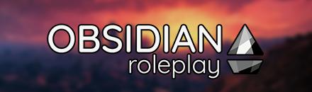 Obsidian RolePlay - Serveur GTA