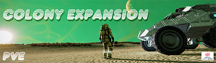 Colony Expansion - Serveur Space Engineers