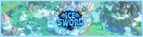 IceSword ❄ PvP/Faction depuis 2014 [Crack ON] - Serveur Minecraft