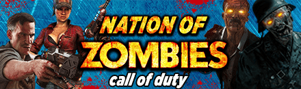 Nation Of Zombie - Serveur Discord