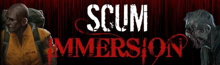[FR/QC/BE] Scum Immersion - RP - Serveur Scum