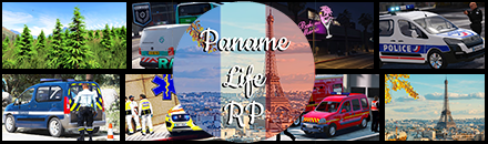 Paname Life RP - Serveur GTA