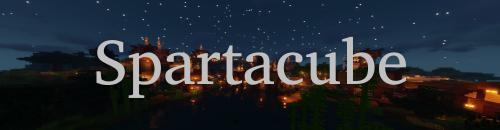 SpartaCube - Serveur Minecraft