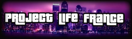 Project Life France - Serveur GTA