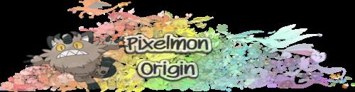 PixelmonOrigin - Serveur Minecraft