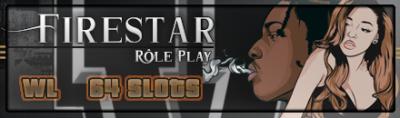 FireStar RP - Serveur GTA