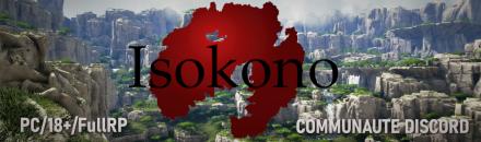 [FULLRP] [FR] Isokono : La Conquête des Terres de L'Oeil  - Serveur ARK