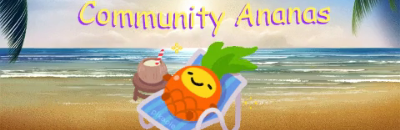 Community Ananas - Serveur Discord