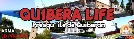 Quibera Life ~ Quiberon [BETA] - Serveur Arma 3