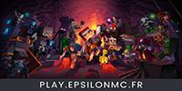 EpsilonMC Pvp Faction (1.7-1.8) - Serveur Minecraft