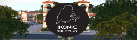 Ikonic Roleplay - Serveur Arma 3