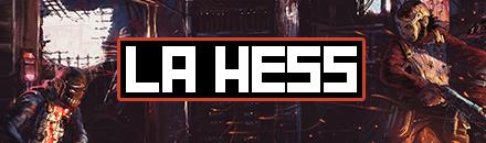 La hess - Serveur Rust