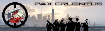 [FR-RP]PaxCruentus - Serveur GTA
