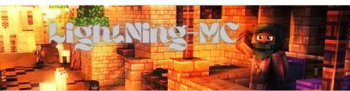 LightNing-MC - Serveur Minecraft