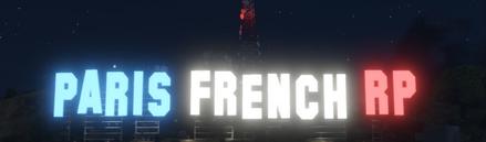 paris french rp  - Serveur GTA