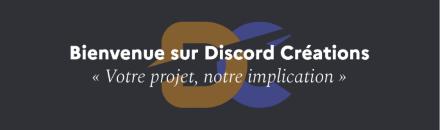 Discord Créations - Serveur Discord